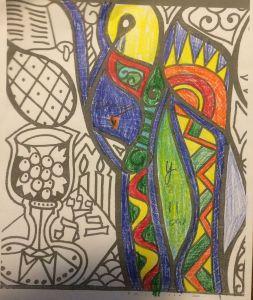 Color Study 2 - Rosenstein