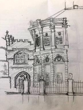 Sheldonian Theater Oxford Aug 2018